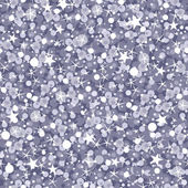 Silver sparkles seamless pattern background — Stock Vector