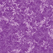 Purple branches seamless pattern background — Stock Vector
