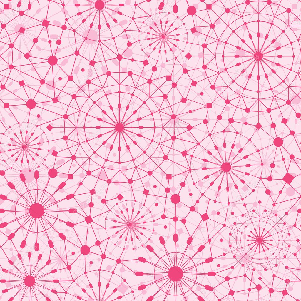 Abstract Pattern Vectors Vector Pink Abstract Line Art
