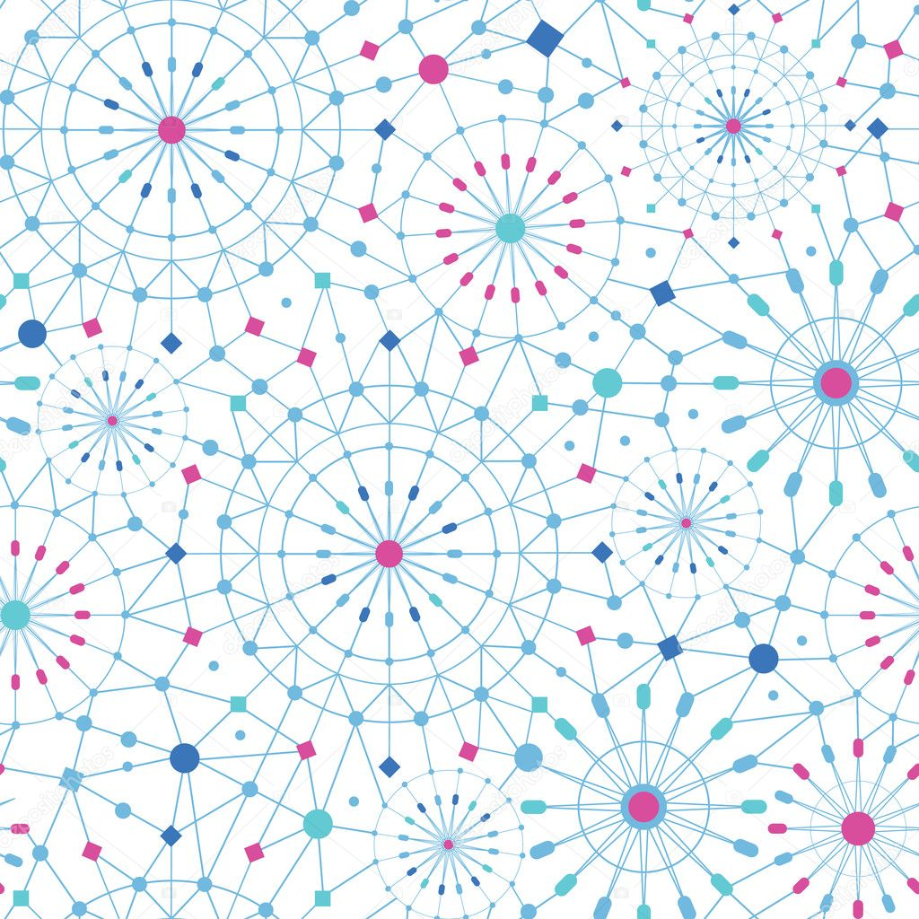 Abstract Pattern Vectors Vector Blue Abstract Line Art