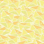 Envelopes seamless pattern background — Stock Vector