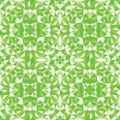 Green triangle texture seamless pattern background — Vettoriali Stock