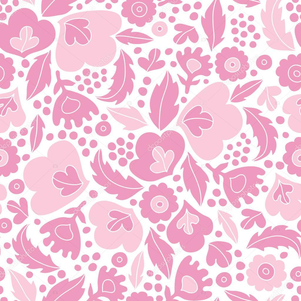 illustration soft floral - photo #25