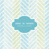 Abstract textile stripes parquet frame seamless pattern background — Stock Vector