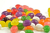 A scrumptious mound of colorful candies. — Stock Photo
