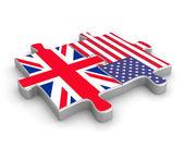 British American Union — Stock Photo