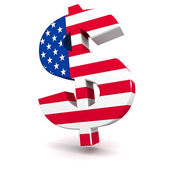 American dollar — Stock Photo