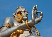 Statue of Hindu God Shiva, India, 2012 — Stock Photo