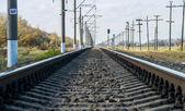 Railways — Stock Photo