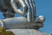 Statue of Hindu God Shiva, India, 2012 — Stockfoto