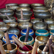 Foto Stock: Singing Bowls