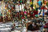 Indian Beads — Fotografia Stock
