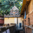 Stock Photo: Streets of Gokarna