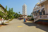 Strade di goa — Foto Stock