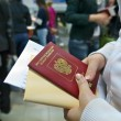 Russian Passport — Stock Photo #23239794
