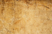 Yellow sandstone limestone wall texture — Stock Photo