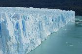 Ledovec perito moreno, patagonie, argentina — Stock fotografie