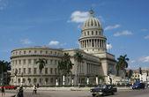 Капитолий, Гавана, Куба — Стоковое фото