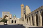 Mešita kalon, buchary, uzbekistán — Stock fotografie