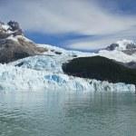 ledovec spegazzini, Patagonie, argentina — Stock fotografie #14940043
