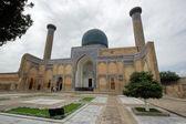 Gur-e Amir, Tomb, Samarkand, Uzbekistan — Stock Photo