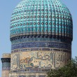 Mosque Bibi Xanom, Samarkand, Uzbekistan - Stock Photo