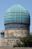 Mosque Bibi Xanom, Samarkand, Uzbekistan — Stock Photo