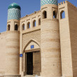 Festung, Chiwa, Usbekistan - Stock Photo