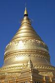 Shwezigon Pagoda, Bagan, Myanmar — Stock Photo