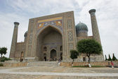 Registon Place, Samarkand, Uzbekistan — Stock Photo