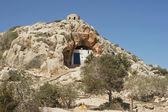 Cave church, Protaras, Cyprus — Stock Photo