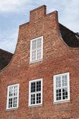 Dutch Quarter, Potsdam, Germany — Stock Photo