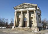 французская церковь, потсдам, германия — Стоковое фото