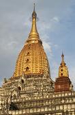 Templo de ananda, bagan, myanmar — Foto de Stock