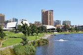 Panorama of Adelaide, Australia — Stock Photo
