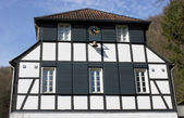 Half-timber House, Germany — Stock Photo