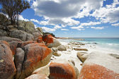 Bay of Fires, Tasmania, Australia — Stock Photo