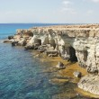 Sea Caves, Cyprus, Europe — Stock Photo #33667557