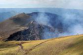 Volcano Masaya NP, Nicaragua — Stock Photo