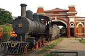 Railway Station, Granada, Nicaragua — Stock Photo