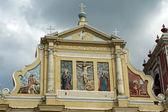 Church, Leon, Nicaragua — Stock Photo