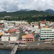 Stock Photo: Roseau, Dominica, Caribbean