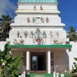 Hindu Temple, Guadeloupe, Caribbean — Stock Photo #40396351