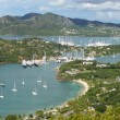 English Harbour and Nelsons Dockyard, Antigua and Barbuda, Carib — Stock Photo #41516871