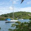 Stock Photo: Nelsons Dockyard, Antiguand Barbuda, Caribbean