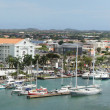 Stock Photo: Oranjestad, Aruba, ABC Islands