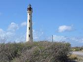 California Lighthouse, Aruba, ABC Islands — Stock Photo