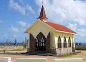 Chapel Alto Vista, Aruba, ABC Islands — Stockfoto