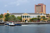 Willemstad, Curacao, ABC Islands — 图库照片