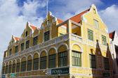 Willemstad, curazao, islas abc — Foto de Stock